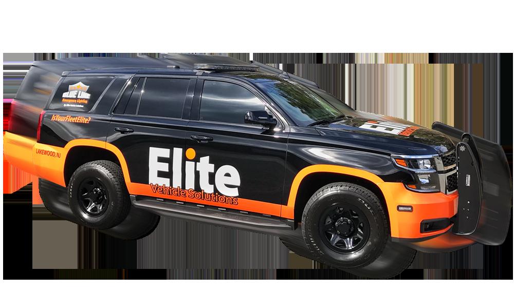 Elite Vehicle Solutions – Blue Line Emergency Lighting